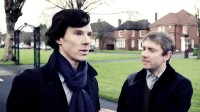 I asked you to stop being dead  Sherlock BBC