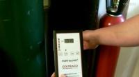 Portalevel Standard - 45KG CO2 CYLINDER TEST