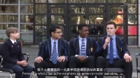 Dulwich College founding school students visit Dulwich Shanghai