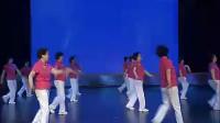 2011全国全健排舞大赛开幕式山西老干部排舞队表演
