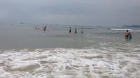 金銮湾的小浪花