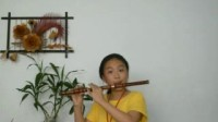 笛童韵:笛子独奏《故乡的回忆》