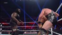 2013年8月12日WWE RAW 20人大混战争夺美国冠军头衔第一竞争者