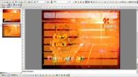 教程4-知识竞赛软件模板的更换及自定义-2-单屏演示