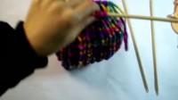双元宝帽子织法 第二集 视频教程