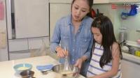 【爱美食】蕾蕾老师教你轻松做创意亲子料理_烤杏仁瓦片薄饼