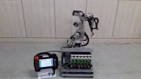 Daincube机器人运动控制器控制6关节机器人的视频(EtherCAT总线型)