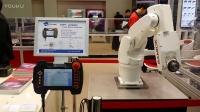 关节型工业机器人控制视频