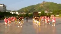 四川省第一套健身腰鼓規定套路