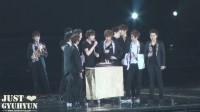 【JustGyuhyun】120203 SuperShow4  in Taipei 圭贤庆生片段
