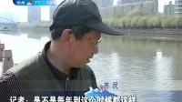 """保护""""浮头""""鱼类检验市民素质 120402 零距离"""