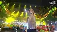 夏奇拉2010年南非世界杯开幕式现场演唱歌曲《WakaWaka》.flv