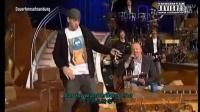 【卜卜独家】痞子阿姆爆笑Freestyle现场,终于有中文字幕了,Eminem太有爱了_标清