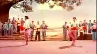 《大红枣儿甜又香》上海市舞蹈艺术学校1972年