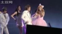 少女时代上海演唱会-jessica solo-barbie girl