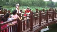 2011年夏顾村公园荷花节演出游园