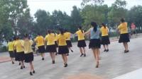 穿心村广场舞  美丽的蒙古包