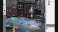 harald belker 二维汽车着色渲染教程 2