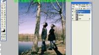 Photoshop2009唐婉主讲第18课冬日粉红色系效果教程