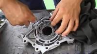 三、汽车发动机、离合器1讲 发动机的检修与安装