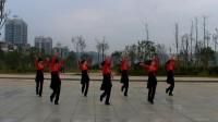 沅陵沅江之韵广场舞心中的歌儿献给金珠玛(含背面)