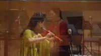 唐俊乔罗小慈演奏低音笛与古筝《妆台秋思》