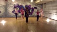 桂林爵士舞街舞桂林地大舞博学员上课视频