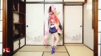【宅舞】二次元萌妹子演绎极乐净土的撩人三重奏