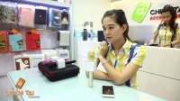 (越南)美眉介绍一台新款的K歌神器,掌上KTV,魔音大师欢迎您继续关注