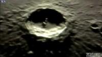 2012年高清拍摄月球表面