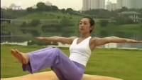 七日瘦身瑜伽-滑翔式