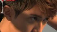 2011-09-26 吳尊拍攝《名匯 FAMOUS》雜誌封面花絮