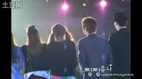 东方神起 大米 在中 俊秀  2009 MAMA  CL(2NE1) 颁奖 饭拍