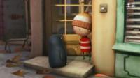 英国动画《远在天边》 男孩与企鹅的友谊