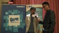 2012年度游戏产业年会 叶子猪专访麒麟高级副总裁魏峰
