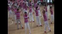 上海师大老年大学健身舞(10秋)《小喇叭》20110613汇演