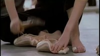 《中央舞台》片断-芭蕾课前