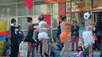 拉丁舞表演SDC11565-9岁新店开业嘉宾1