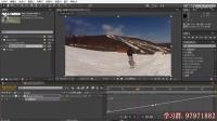 After Effects视频教程78课 时间重映射制定快慢镜头