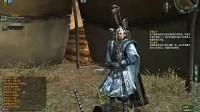 卓凤鸣身背重剑