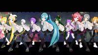 【MMD】galaxias!