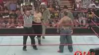 桑提诺RAW首秀 WWE07年RAW Santino Marella vs. Umaga DVD高清