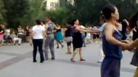 吉林松原繁荣小区广场舞(7)