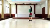 馨梅广场舞 北京的金山上(附教学版)140 制作: 泉水叮咚