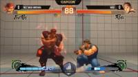 【终极街霸4】CPT Daigo (Evil Ryu) vs Wen (Ryu)