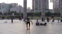 [拍客]偶遇超炫街头足球达人