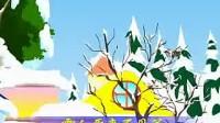 雪人不见了-卡通儿歌系列