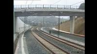 【@世界达人荟萃】实拍西班牙火车脱轨翻倒惊险瞬间