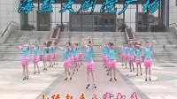 程程广场舞《美丽中国》彩排 编舞:程程