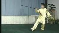 陈思坦四十二式太极剑